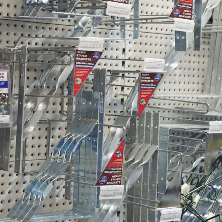 Drysdale building materials