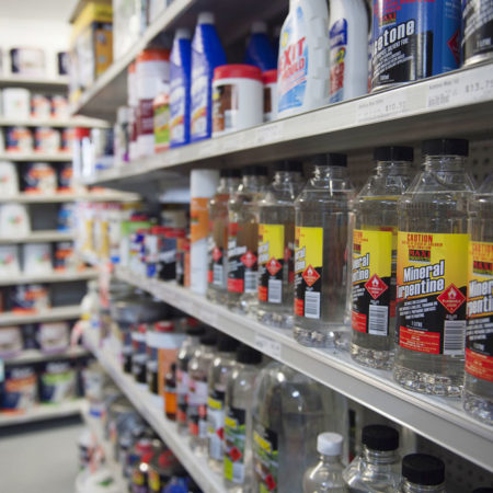 Paint supplies & accessories, Drysdale