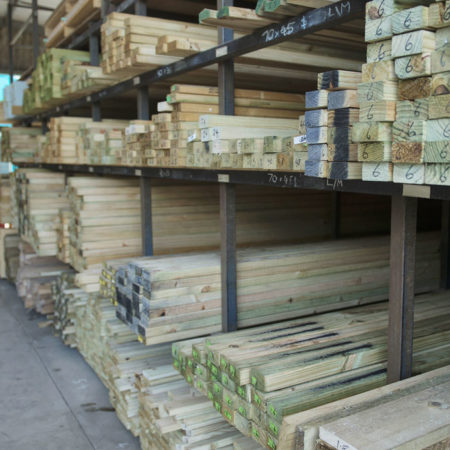 Timber supplies, Drysdale